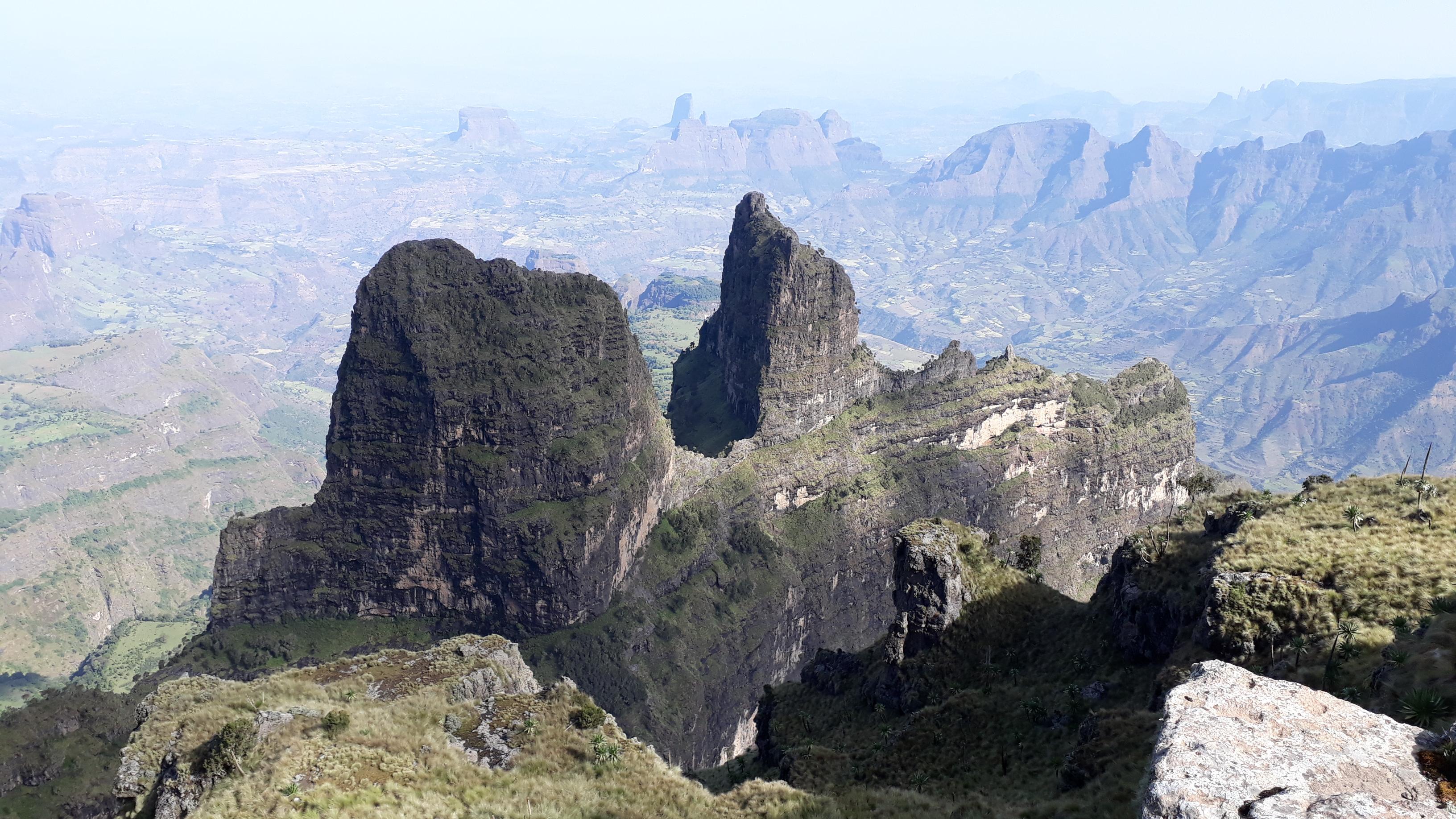 Simien Park, Ethiopia
